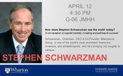 Howard Marks Investor Series