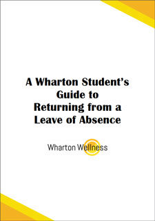 Wharton Wellness LOA Return Guide